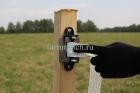 Установка ленты 40мм для лошадей_2